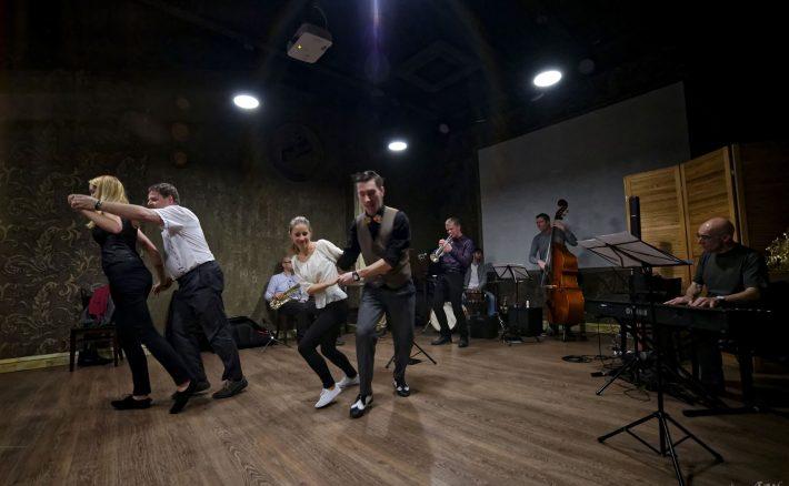 Swing Jam-Session No.04 (29.január 2017)