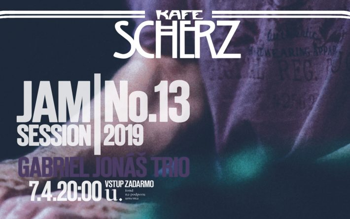 Jam-Session No.13/2019  (7.apríl 2019)