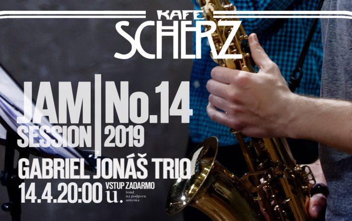 Jam-Session No.14/2019 (14.apríl 2019)